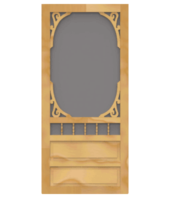 Wood Screen Doors